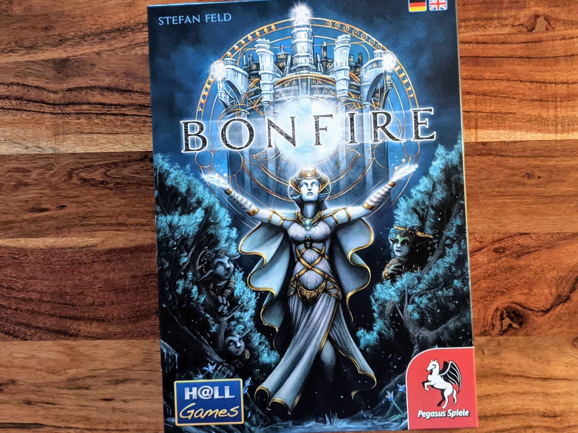 Bonfire Review Cover