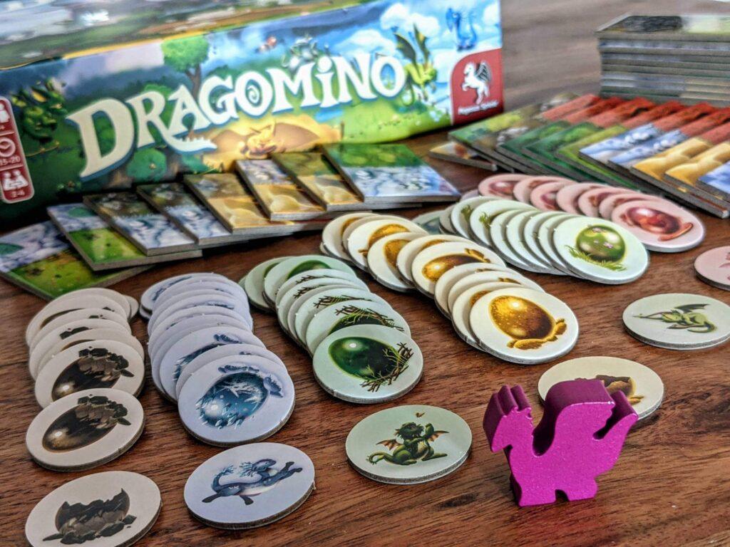 Dragomino Review Material