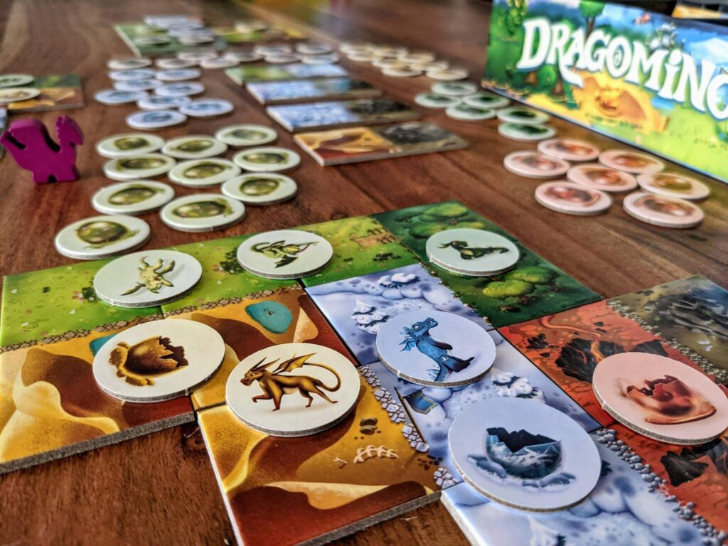 Dragomino Review Kinderspiel