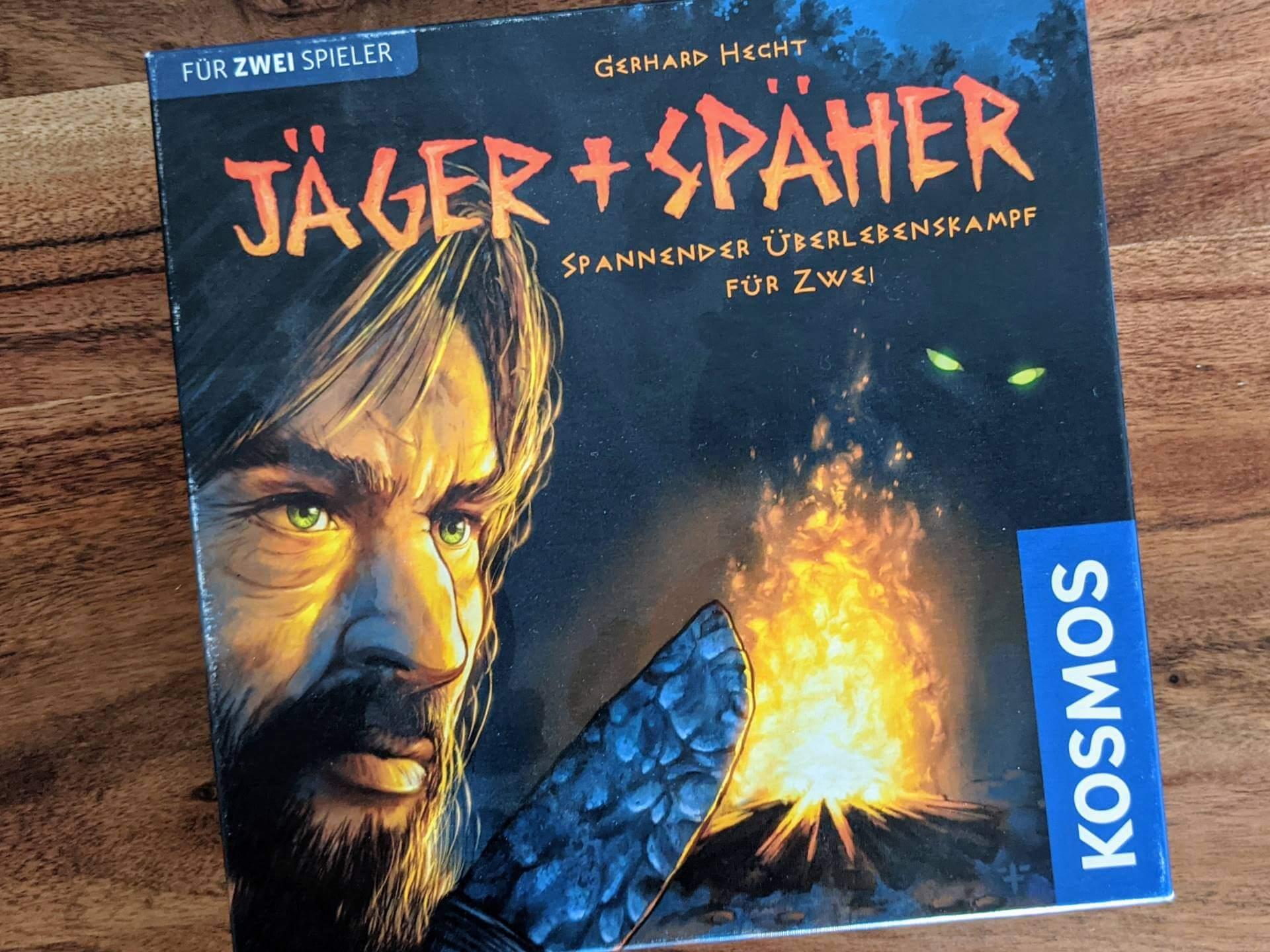 Jäger und Späher Review Cover