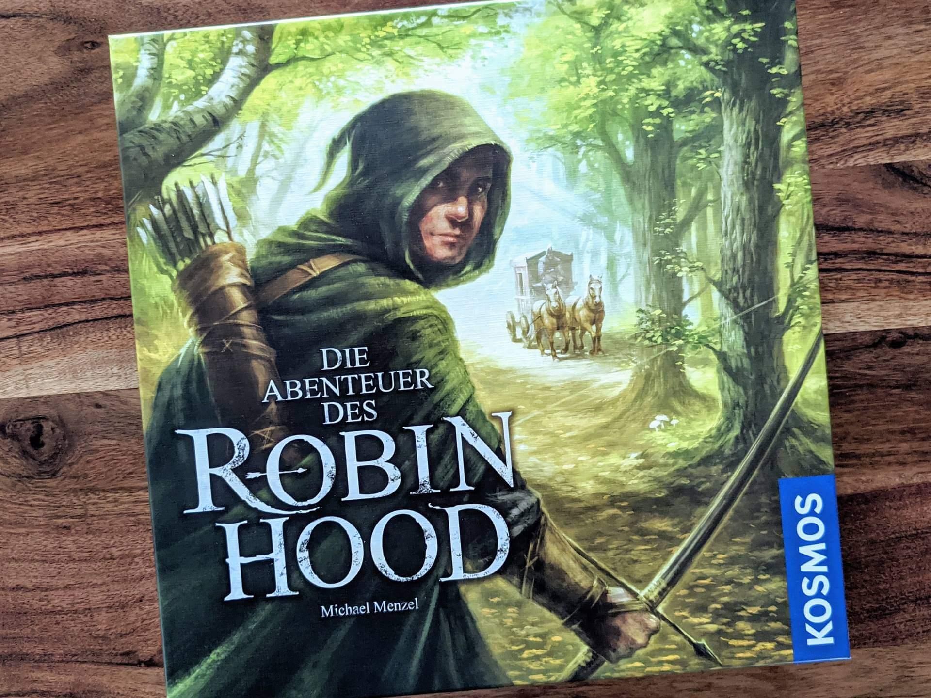 Die Abenteuer des Robin Hood Review Ersteindruck
