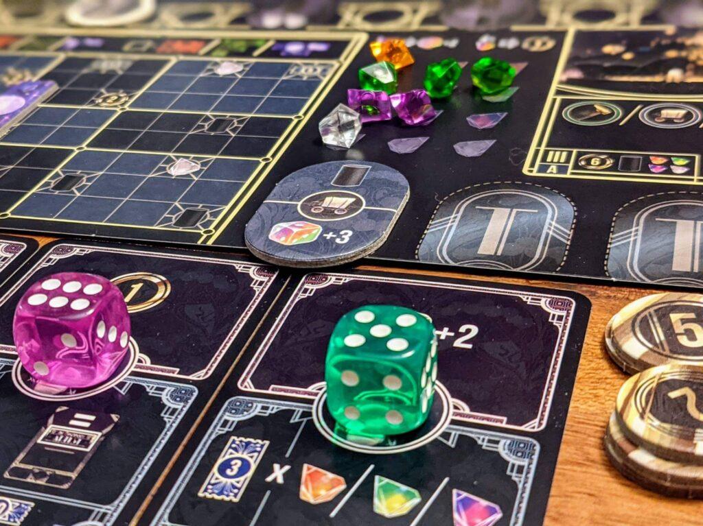 Spiele für 1 Person - The Magnificent Solomodus