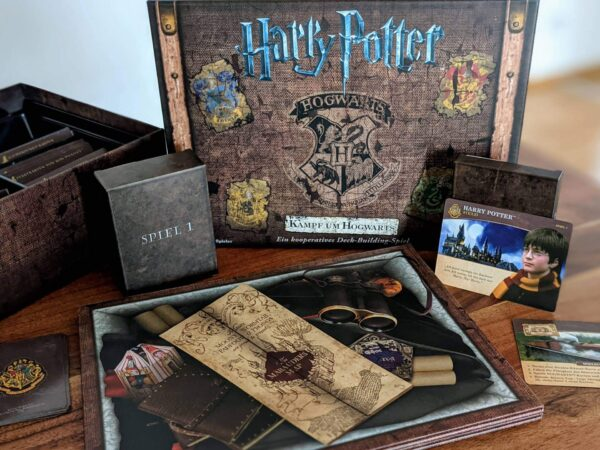 Harry Potter Kampf um Hogwarts Review
