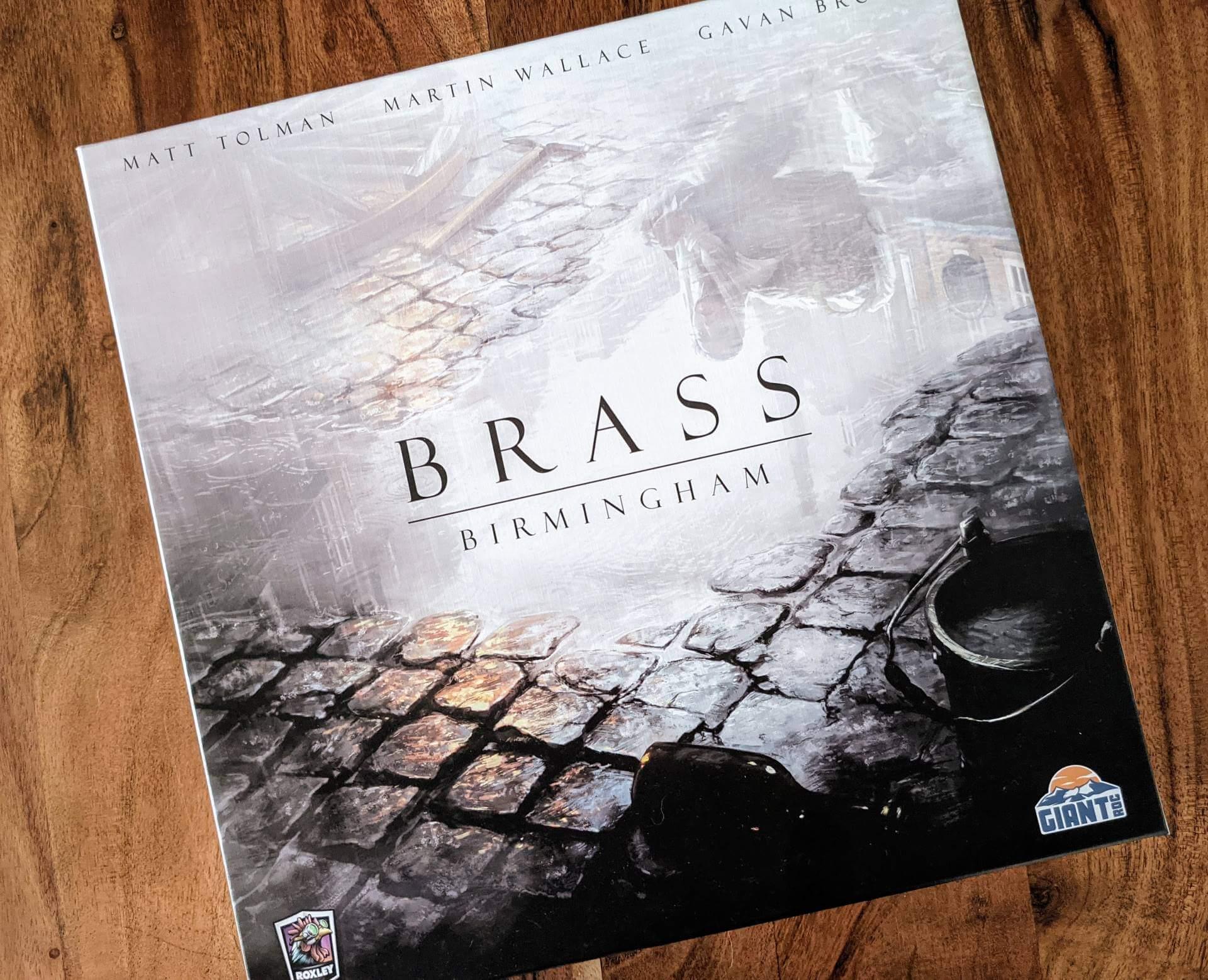 Brass Birmingham Review