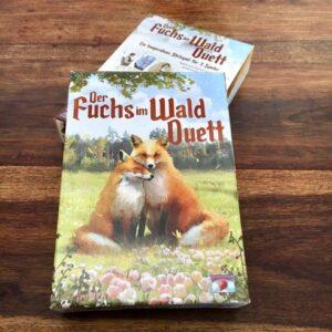 Der Fuchs im Wald - Duett
