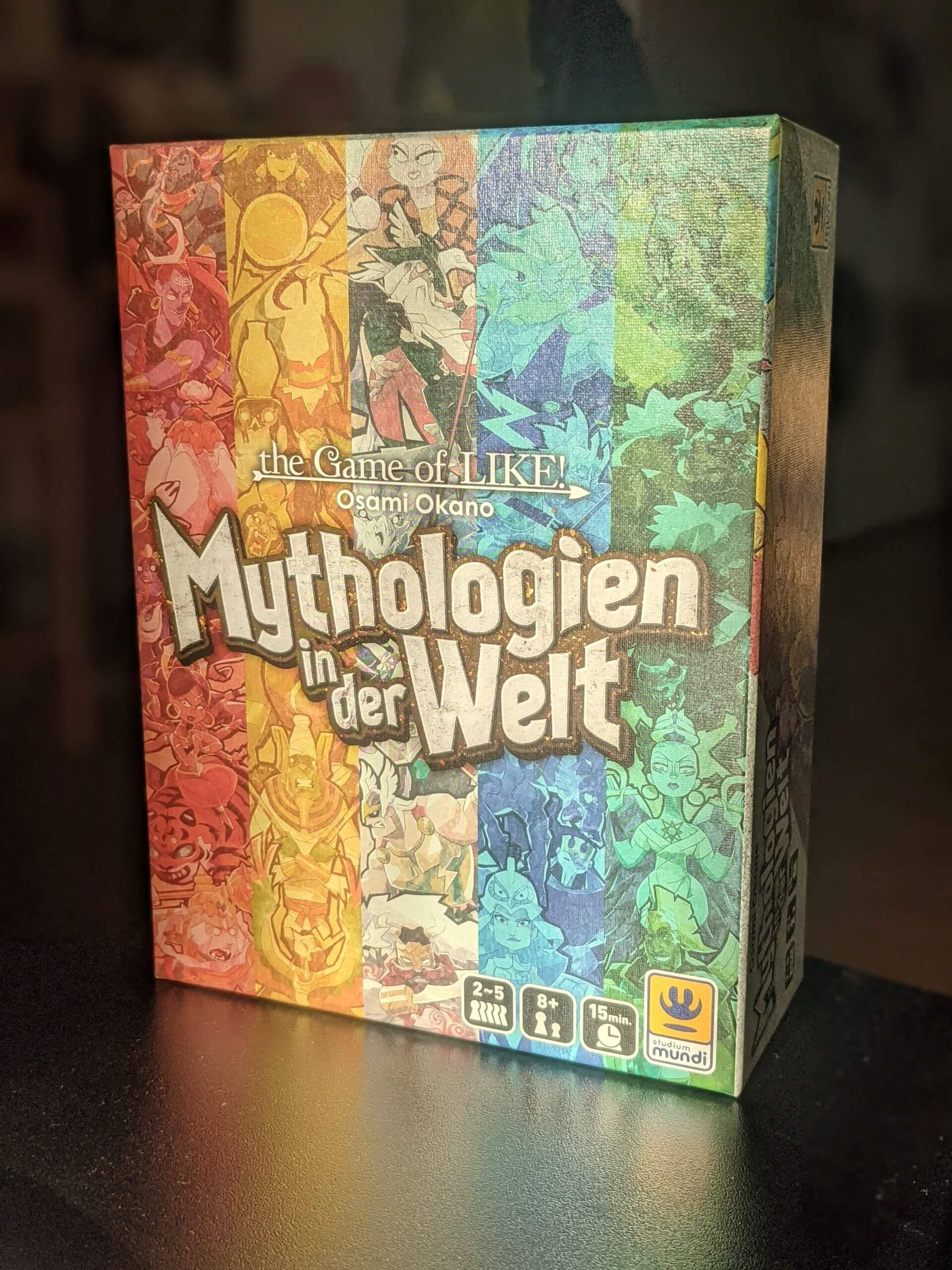 Mythologien in der Welt Review