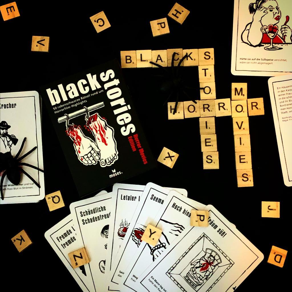 Reisespiel Black Stories