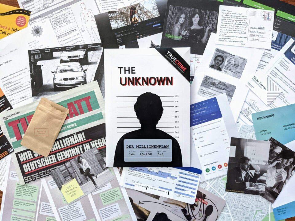 The Unknown Der Millionenplan Review