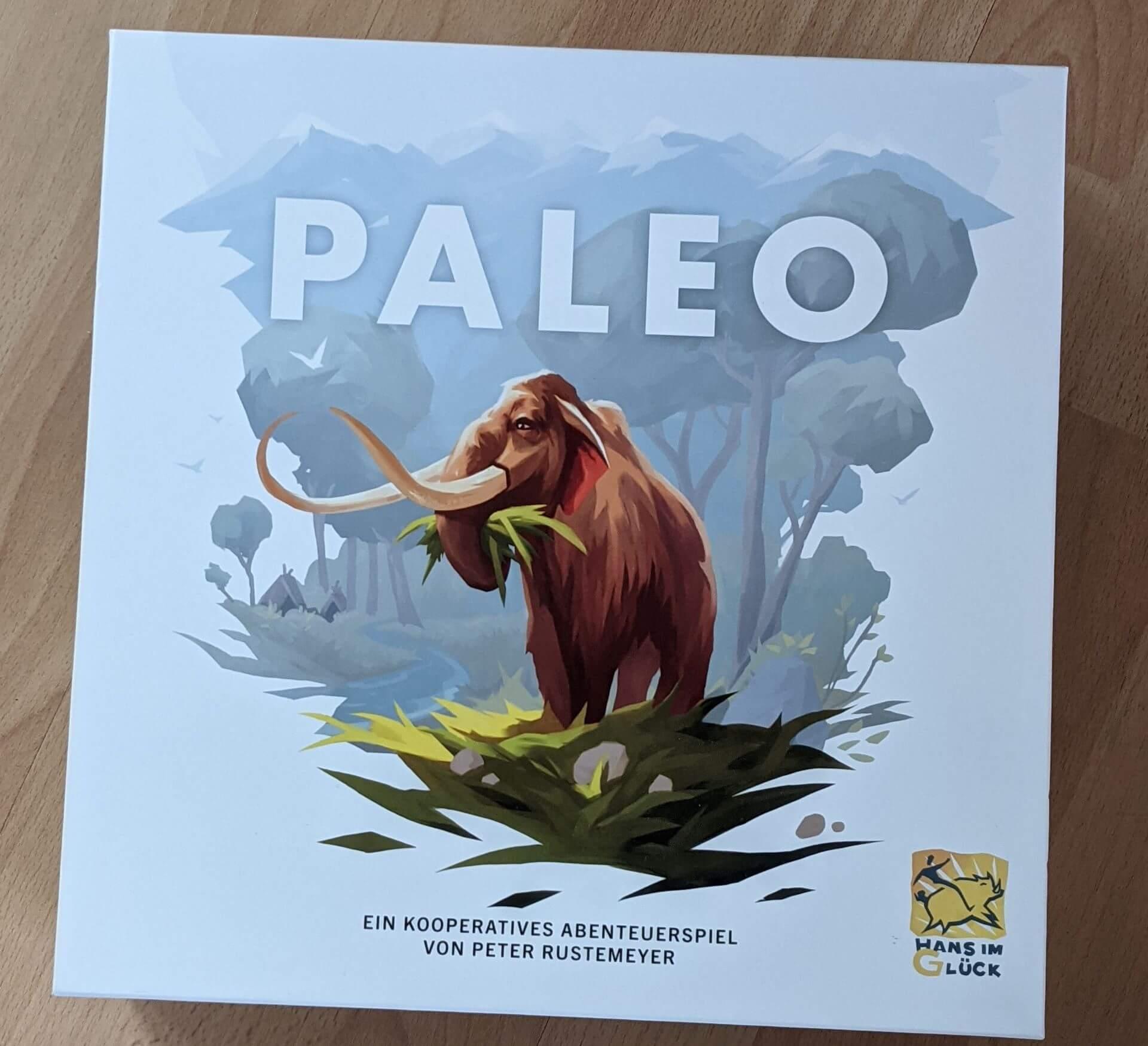 Paleo Review - Das Kennerspiel des Jahres 2021