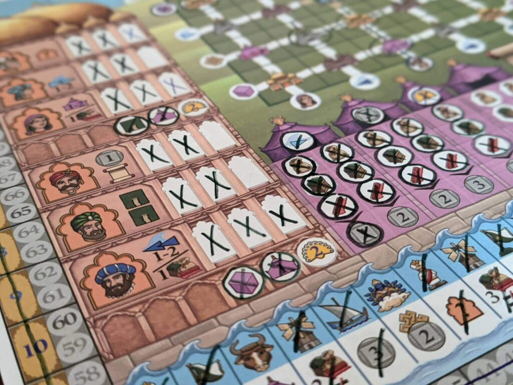 Rajas of the Ganges The Dice Charmers Review