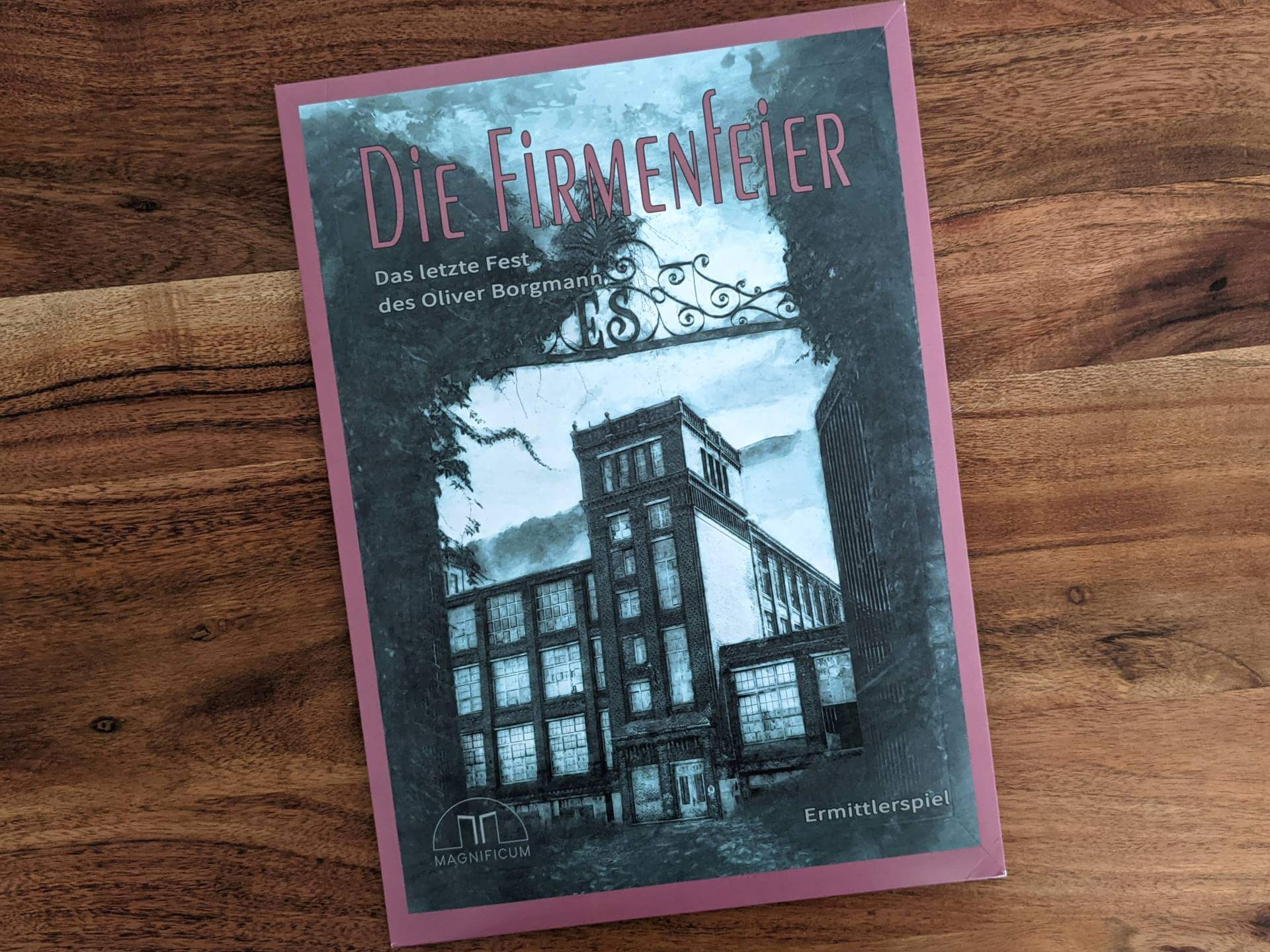 Die Firmenfeier - Das letzte Fest des Oliver Borgmann Review